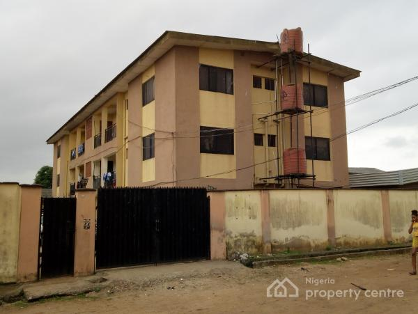 For sale two story building of six numbers of three for How many blocks can build 3 bedroom flat