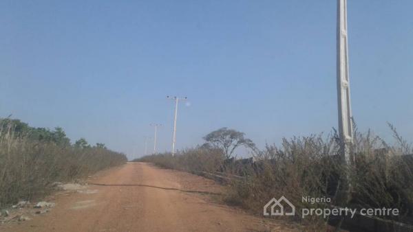 40 Hectares of Land, Karsana West, Karsana, Abuja, Residential Land for Sale