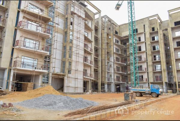 Brand New Luxury 3 Bedroom Serviced Apartment with Bq, Gaduwa, Abuja, Block of Flats for Sale