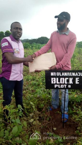 Land Sale, in Nigeria. 5 Min Drive From Dangote Refinery and Lekki Free Trade Zone, Still Selling Cheap + Buy 5 Get One Free., 5 Min Drive From Dangote Refinery and Lekki Free Trade Zone, Eleranigbe, Ibeju Lekki, Lagos, Residential Land for Sale