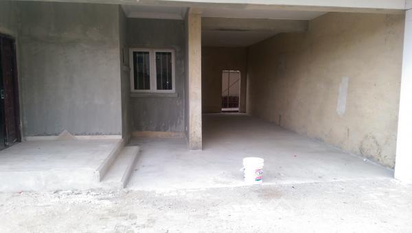 Newly Built Five Bedroom Terrace Duplex with Bq, Lafiaji, Lekki, Lagos, Terraced Duplex for Sale