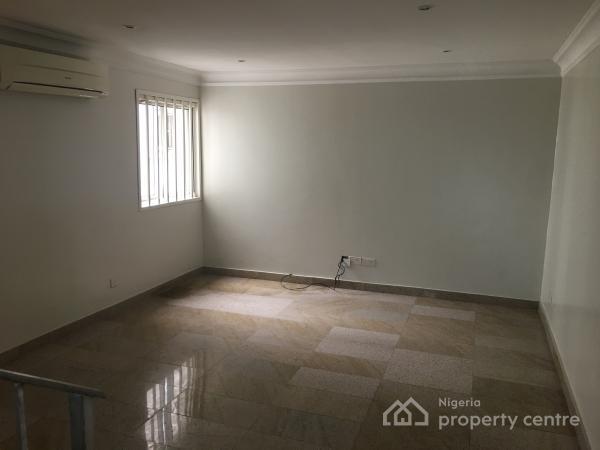 Luxury Five Bedroom Terrace with a Room Bq, Lekki Phase 1, Lekki, Lagos, Terraced Duplex for Rent