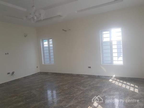 Super Luxury 5 Bedroom Detached Duplex with Bq in a Serviced Estate, Chevron  Toll, Lafiaji, Lekki, Lagos, Detached Duplex for Sale