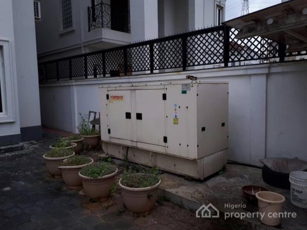 Exquisite and Luxury 5 Bedroom Detach Duplex, Lagos Island, Lagos, Detached Duplex for Sale