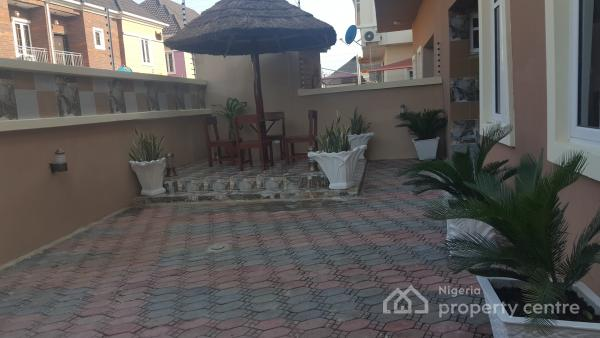 4 Bedrooms  Semi Detached  Luxury  Duplex, Rd 16 Lekki County Home, Ikota Villa Estate, Lekki, Lagos, Semi-detached Duplex Short Let