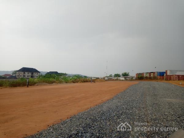 Jahi Plot 1025 (1200sqm) C of O, Gilmor, Jahi, Abuja, Residential Land for Sale