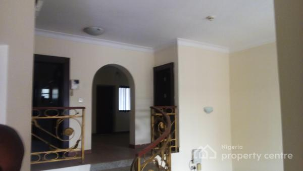 Well Built, Amazingly Finished & Serviced 3 Bedroom Terrace House with Maids Quarters, Off Aminu Kano Crescent, Wuse 2, Abuja, Terraced Duplex for Rent