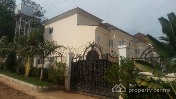 a Nicely Finished Brand New  4 Bedroom Terrace Duplex with an Attached Maids Room and Fitted Air-conditioning Units, Behind Apo Legislative Quarters, Gudu, Abuja, Terraced Duplex for Rent