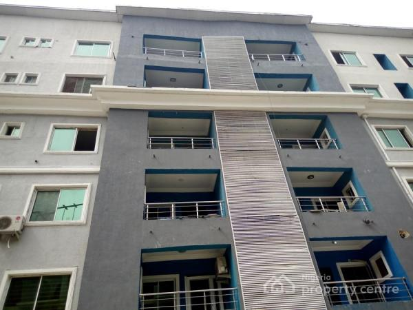 For Sale: Well Finished 4 Bedroom Luxury Apartment , Lekki Gardens ...