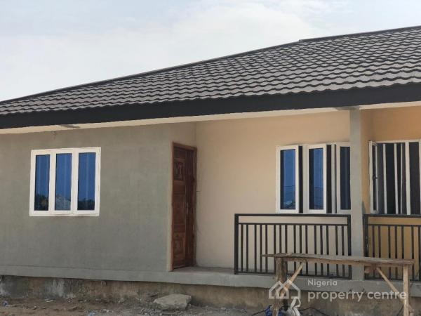 2 Bedroom Terrace Bungalow, Idale Badagry, Idale, Badagry, Magbon, Badagry, Lagos, Semi-detached Bungalow for Sale