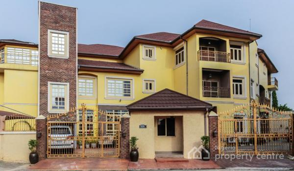 Graham 3 Bedroom Furnished & Serviced Property for Rent in Lagos with Ocean View, Old Ikoyi, Ikoyi, Lagos, Terraced Duplex Short Let