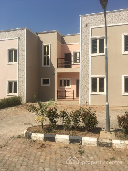 4 Bedroom Terrace Duplex with a Single Room Bq, Karmo, Abuja, Terraced Duplex for Sale