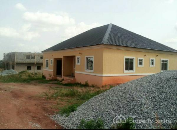 3 Bedroom Semi Detached Bungalow on 70% Completion, Kubwa Arab Road,  Lennar Estate, Kubwa, Abuja, Semi-detached Bungalow for Sale