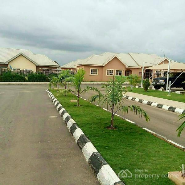 Units of Well Built 3 Bedroom Terraced Duplexes Within a Serene, Calm and Classy Estate Environment, Estate Is Just Off Sunnyvale Express, By Mobil Junction, Gaduwa, Abuja, Terraced Duplex for Sale