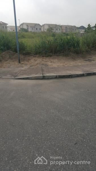 920 Corner Piece Plot, Royal Garden Estate, Ajah, Lagos, Residential Land for Sale