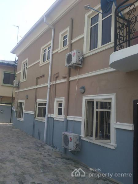 3 Bedroom Flat Downstairs(only 2 in a Compound), Divine Homes Estate, Thomas Estate, Ajah, Lagos, Flat for Rent