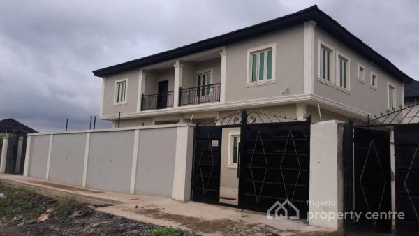 Tastefully Finished 4 Bedroom Semi Detached, Close to Channels Tv, Opic, Isheri North, Lagos, Semi-detached Duplex for Sale