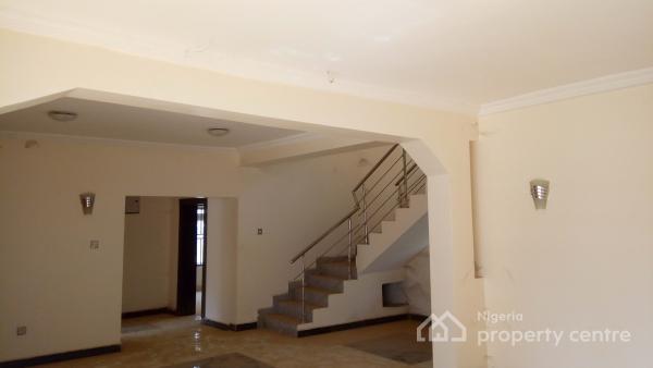 Massive 4 Bedroom Semi-detached Duplex, Gaduwa Estate Road, Gaduwa, Abuja, Semi-detached Duplex for Rent