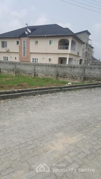 420sqm of Serviced Plot, Lekki Gardens Estate, Ajah, Lagos, Residential Land for Sale