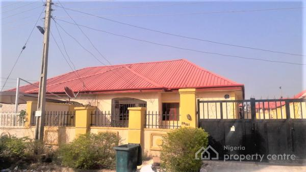 4 Bedroom Bungalow (2 Units of 2 Bedroom Semi-detached), Trademore Estate Phase 2, Lugbe District, Abuja, Detached Bungalow for Sale