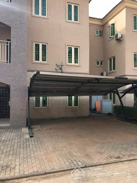 Topnotch Finished & Well Built 4 Bedroom Terrace Duplex with Bq, Near Next Cash N Carry Mall By Abc Cargo Transport, Jahi, Abuja, Terraced Duplex for Sale