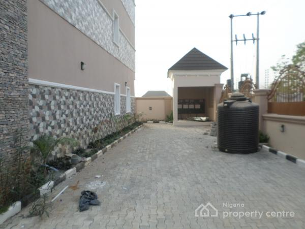 4 Bedroom Duplex with a Room Bq, Katampe, Abuja, Terraced Duplex for Rent