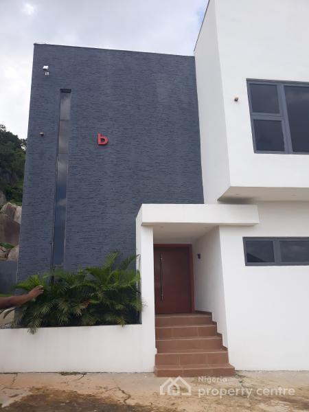 Topnotch, Amazingly Designed 2 Units, 4 Bedroom Semi Detached Duplex with Bq, By News Engineering, Opposite Gwarimpa Estate, Dawaki, Gwarinpa, Abuja, Semi-detached Duplex for Sale
