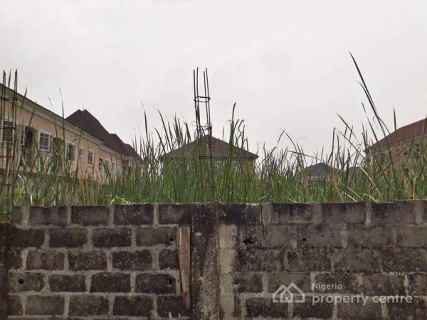 Well Located Fenced Plot of Land, Ogombo Road, Ogombo, Ajah, Lagos, Mixed-use Land for Sale