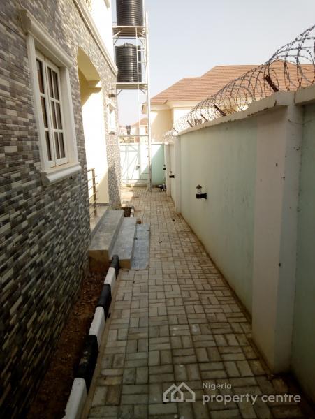 Furnished 4 Bedroom Duplex Wit Bq (distress Option & Negotiable), Life Camp, Gwarinpa, Abuja, Detached Duplex for Sale