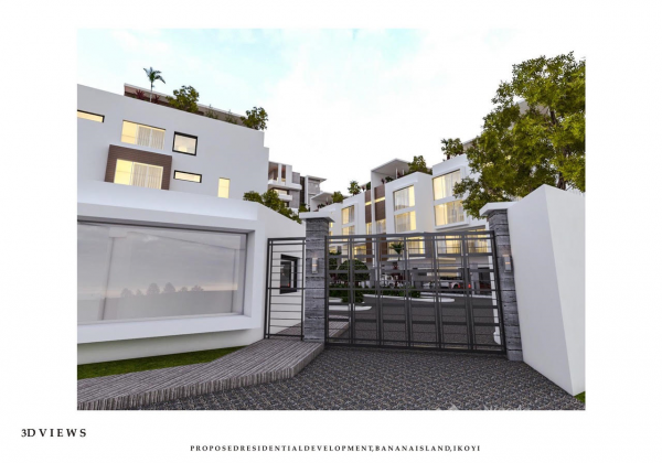 7 bedroom houses for sale in banana island ikoyi lagos for 10 bedroom house for sale