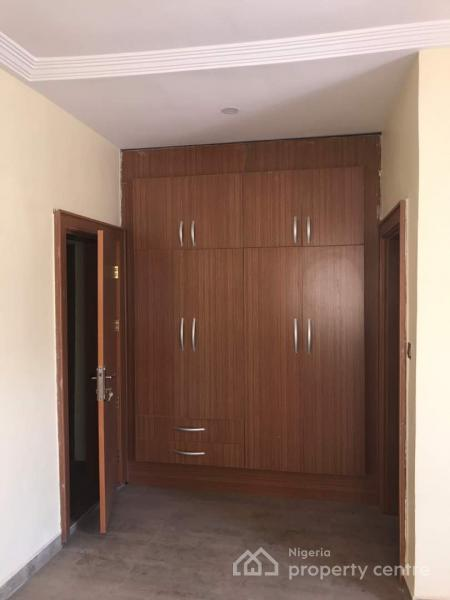 Brand New & Spacious 3 Bedroom Apartment in an Estate, By Banex Bridge, Near Hollywood Building, Before Ministry of Works Building, Mabuchi, Abuja, Flat for Sale
