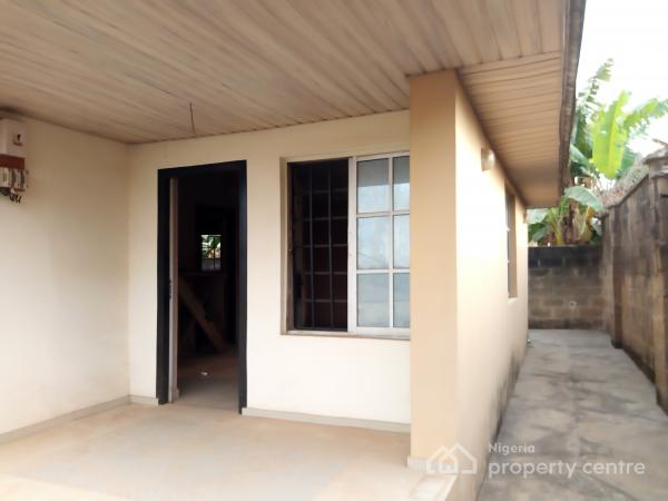 Nuj Title, Allocation Paper, 3 Bedroom House En Suite  Fenced with Vacant Land in Front, Asking Price 28m ,on a Full Plot of Land, Lagos Ibadan Expressway, Journalist Estate Phase 1, Berger, Arepo, Ogun, House for Sale