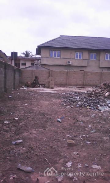 Eight Standard Residential Plots in a Secure Estate with Good Access, Ologede Estate, Opposite Western Mall, New Garage, Old Lagos Road, Ibadan, Oyo, Residential Land for Sale
