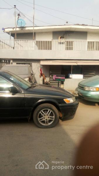 a 2 Storey Building with Blocks of Flats, 5, Oyenuga Street, Akoka, Yaba, Lagos, Block of Flats for Sale
