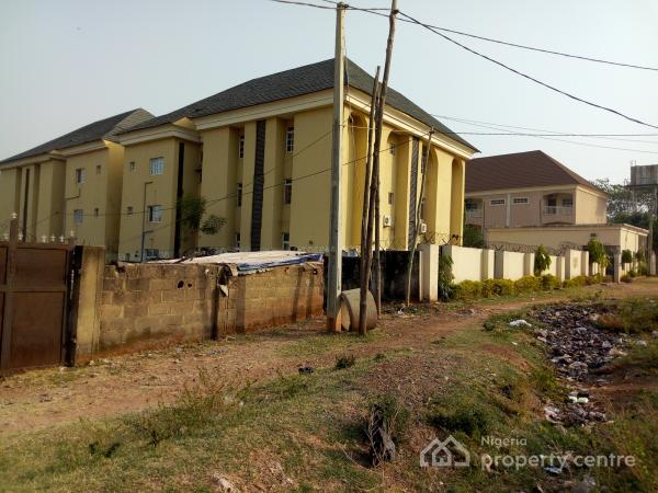 Build and Live 1400sqm Land with C of O, By V. I. O, Mabuchi, Abuja, Residential Land for Sale