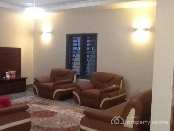 4 Bedroom Duplex with Well Furnished 1 Bedroom Bq, House 158, Second Avenue, Aldenco Estate, Galadimawa, Abuja, Detached Duplex for Sale