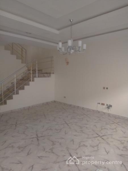 Four Bedroom Semi Detached Duplex with a Bq, Off Chevron Alternative Route, Lekki Expressway, Lekki, Lagos, Semi-detached Duplex for Sale