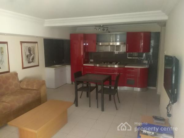 Exquisitely Furnished One Bedroom Apartment with Swimming Pool, Danube Street, Maitama District, Abuja, Mini Flat for Rent