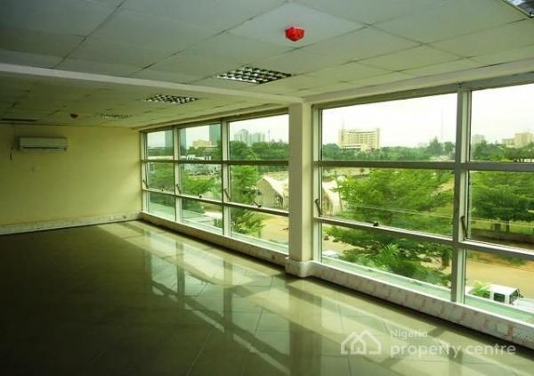 Commercial Office Property, Plot 623, Diplomatic Zone, Central Business District, Abuja, Office Space for Sale