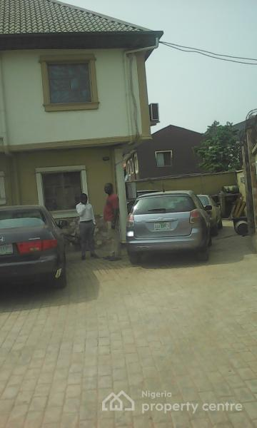 Decent One Room Self Contain, By Best Ford Avenue, Oke Afa, Isolo, Lagos, Self Contained (single Rooms) for Rent