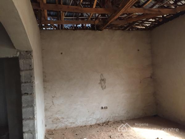 4 Bedroom Detached Carcass Bungalow, Apo-galadimawa Road, Apo, Abuja, Detached Bungalow for Sale