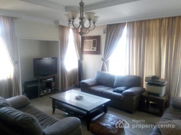 Luxury 3 Bedroom Furnished Apartment, Area 11, Garki, Abuja, Flat for Rent