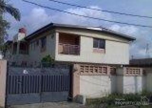 Bedroom Semi Detached Duplex, Gbagada, Lagos, 4 Bedroom House For ...