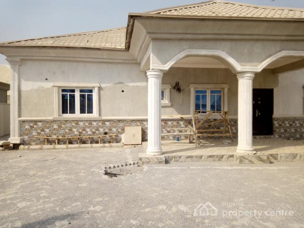 4bedroom Bungalow, Life Camp, Gwarinpa, Abuja, Detached Bungalow for Sale