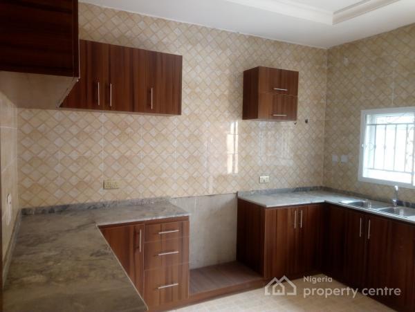 3bedroom Bungalow Wit Bq, Life Camp, Gwarinpa, Abuja, Detached Bungalow for Sale