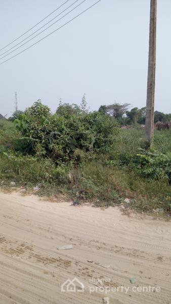 Well Located 640sqm in an Estate, All Saints Avenue, Off Ogombo Road Via Abraham Adesanya Roundabout, Ogombo, Ajah, Lagos, Mixed-use Land for Sale