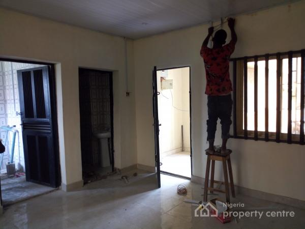 Newly Built Self Con with Kitchen, Opposite Agungi, Spg, Lekki Expressway, Lekki, Lagos, Self Contained (single Rooms) for Rent