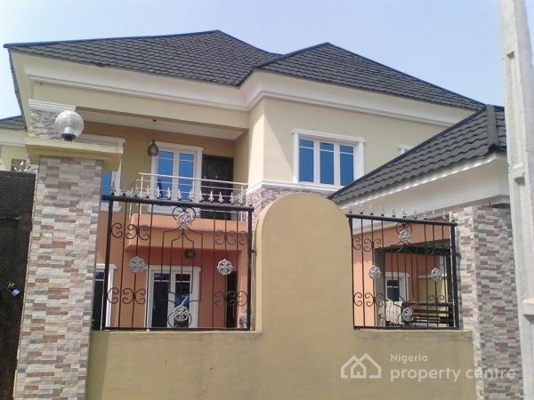 Executive Newly Built 2bedroom in Opic Estate Berger, Gra, Opic, Isheri North, Lagos, Flat for Rent