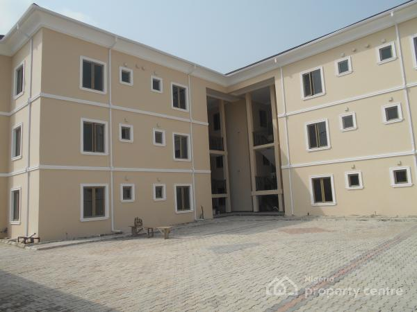 Luxury 3 Bedrooms Flat with Excellent Facilities, Igbo-efon, Lekki, Lagos, Flat for Rent