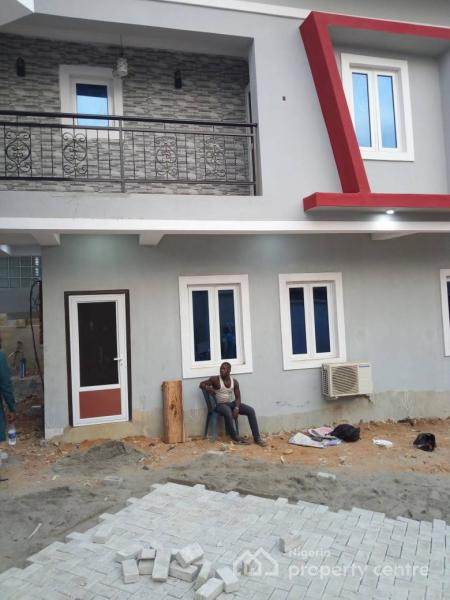 Beautiful 4 Bedroom Terraced Duplex, Phase 2, Off Emmanuel Keshi, Gra, Magodo, Lagos, Terraced Duplex for Sale